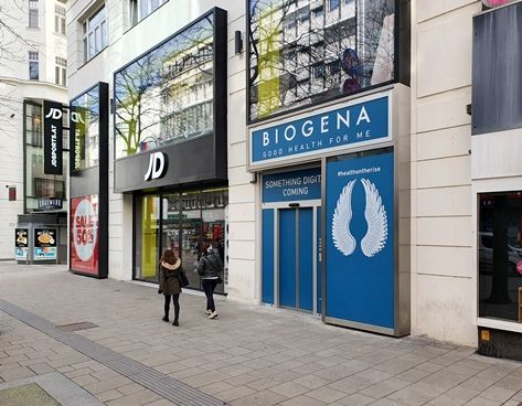 Biogena eröffnet Store an der Mariahilfer Straße