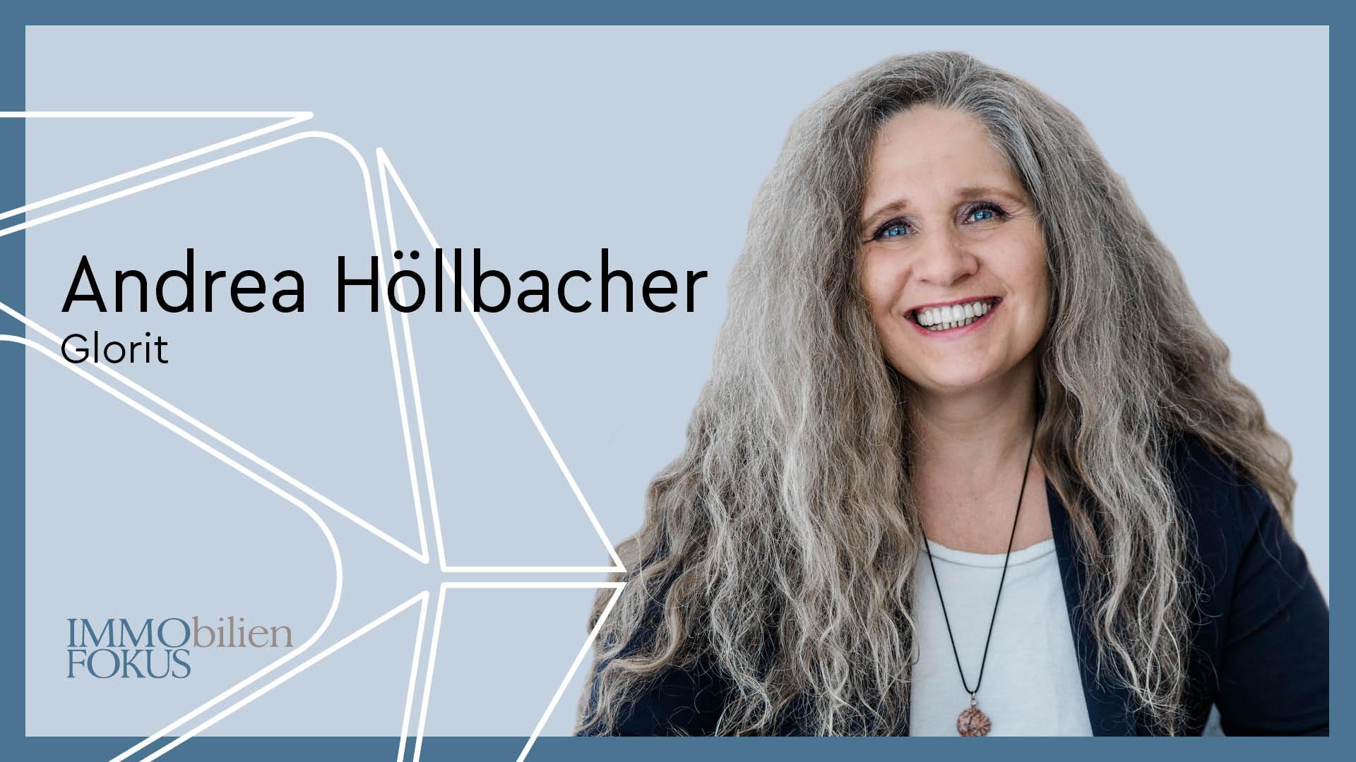 Andrea Höllbacher wird dritte Geschäftsführerin bei Glorit