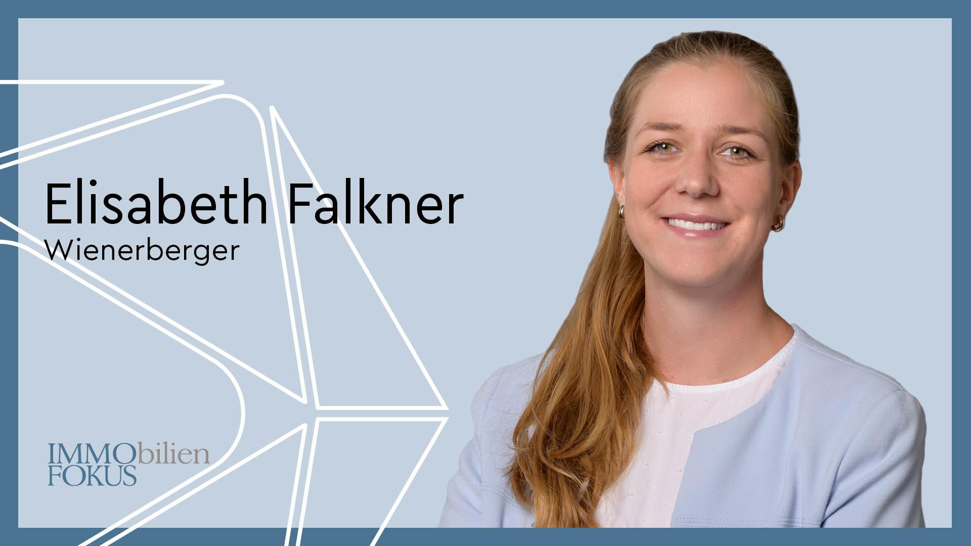 Elisabeth Falkner übernimmt Leitung Investor Relations