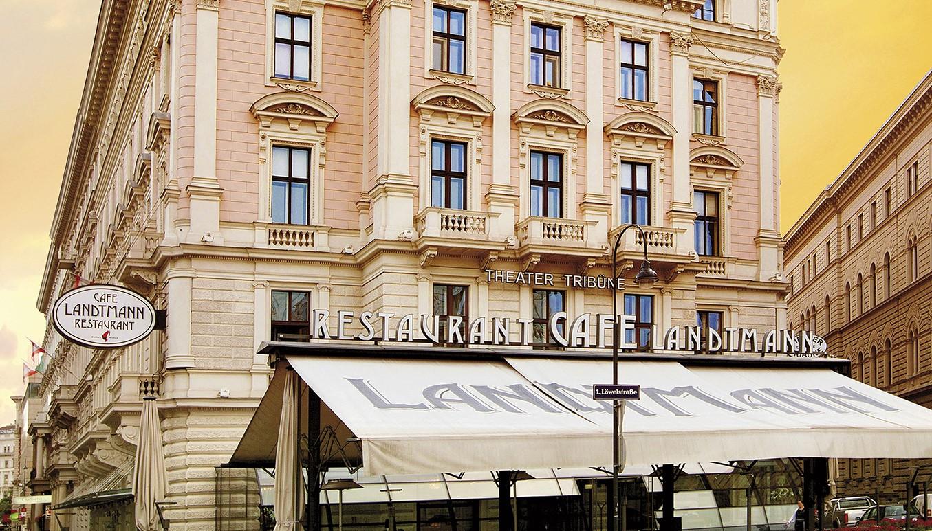 """Erster """"Landtmann's Original Tortenmarkt"""" in Wien"""