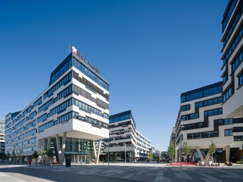 Größter Property Management Auftrag in Wien für CBRE
