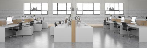 Büroflächen Europa: Wenig Transaktionen, stabile Mieten und Renditen