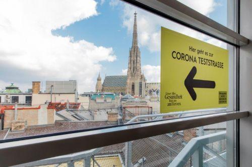 Virinnox startet eigene Teststraße im STEFFL Department Store