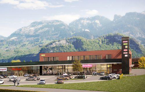 Emspark in Hohenems erweitert Angebot
