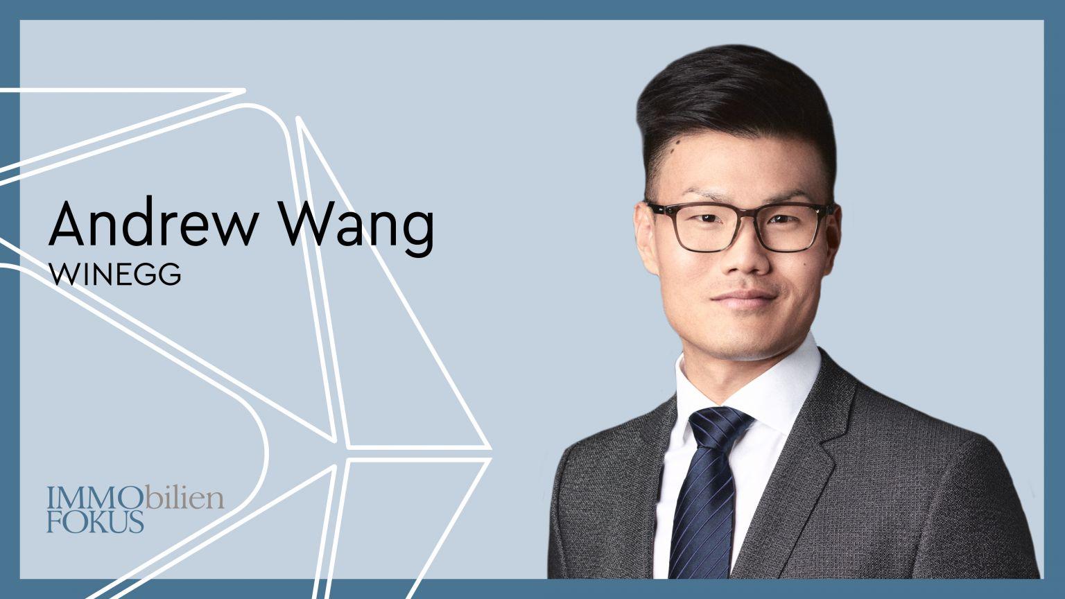 WINEGG: Prokura für Andrew Wang