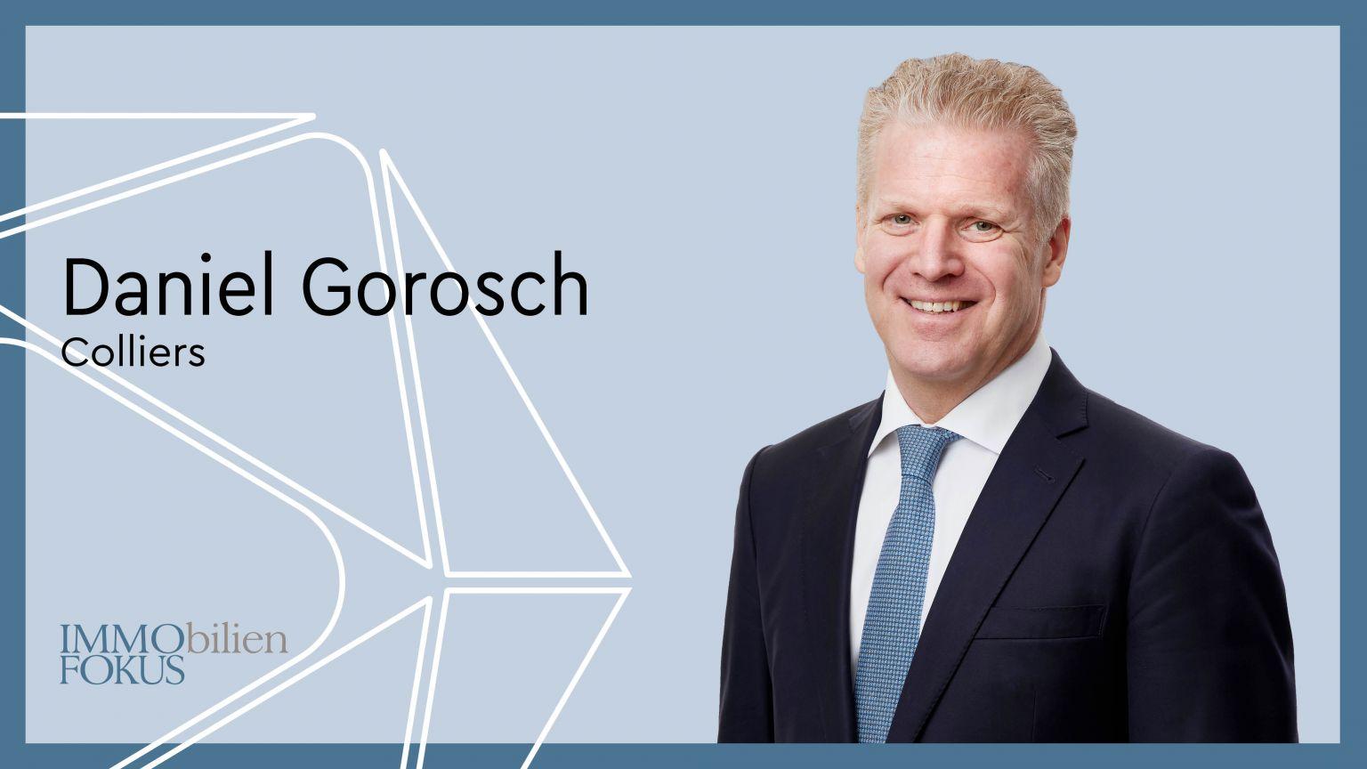 Neuer Chief Executive Officer bei Colliers in Schweden