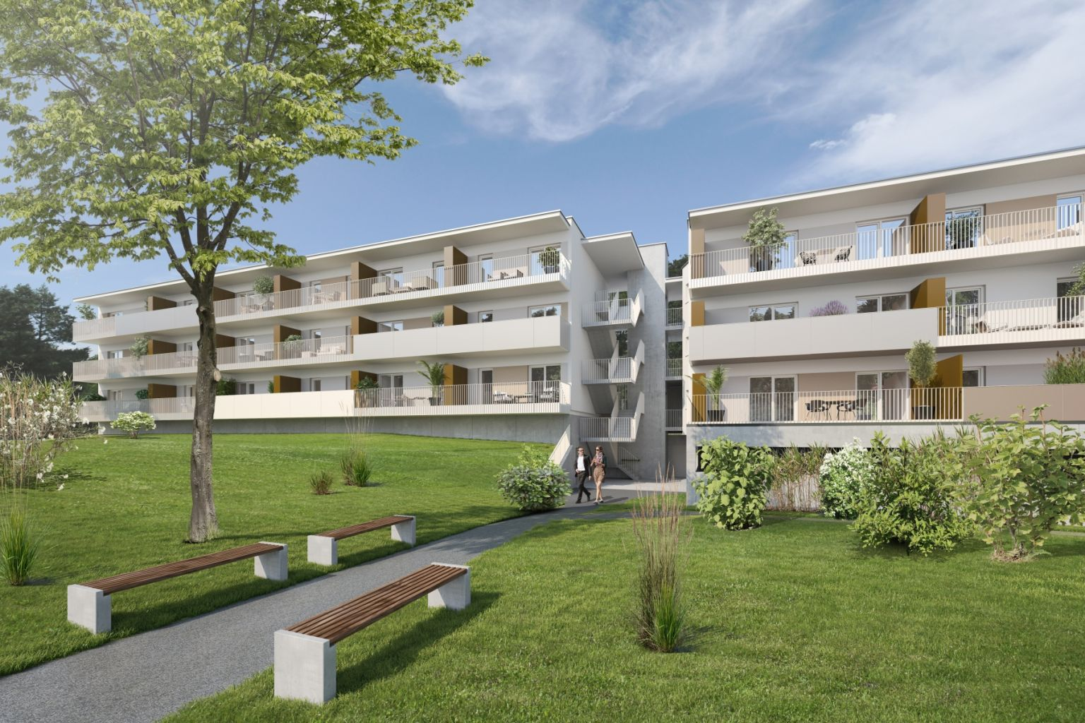 """Spatenstich für IFA-Projekt """"Baiernstraße 59"""""""