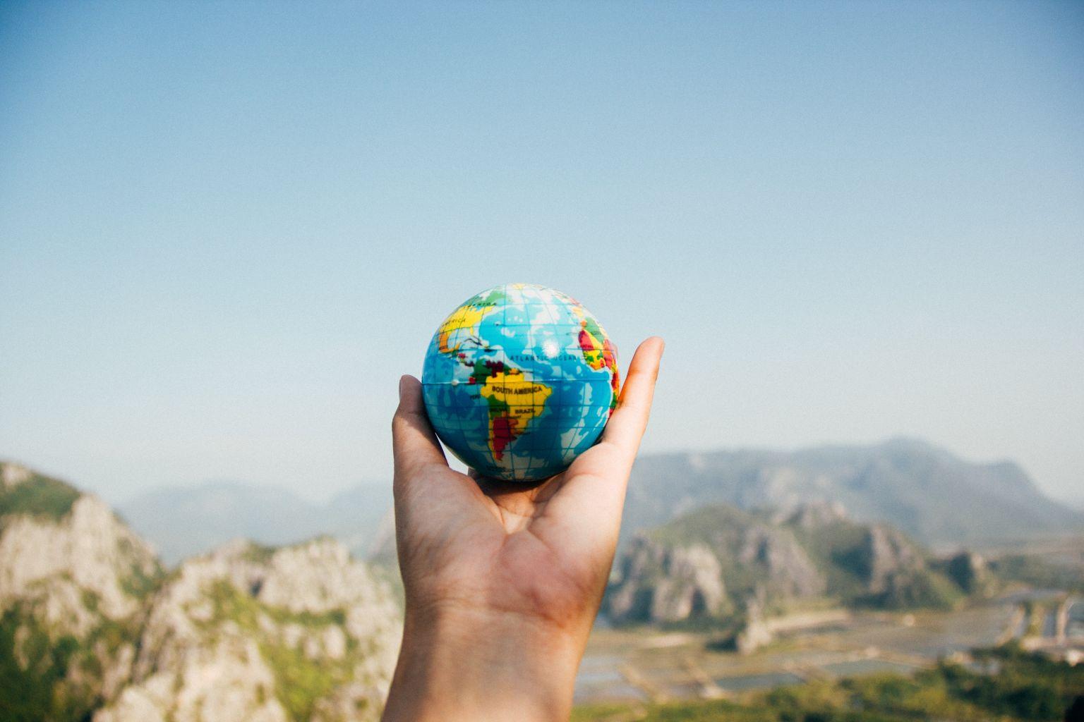 Google Earth zeigt jetzt Klimawandel-Veränderungen im Zeitraffer