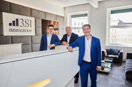 3SI bezieht neues Büro im ersten Bezirk