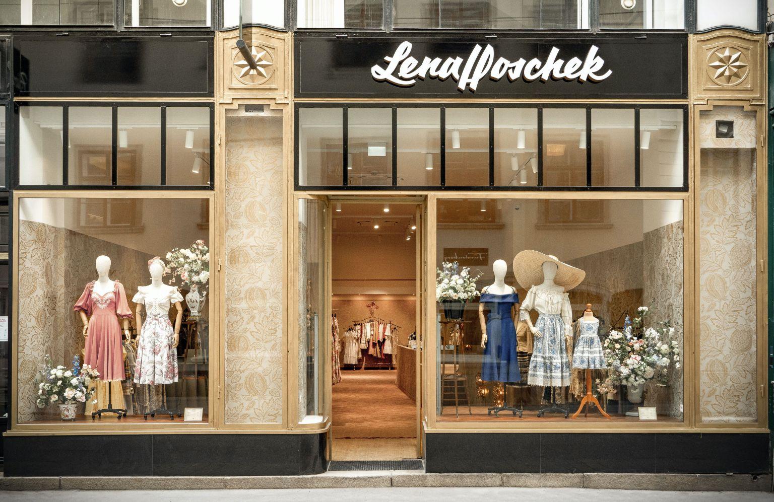 Lena Hoschek eröffnet Flagship Store im 1. Bezirk
