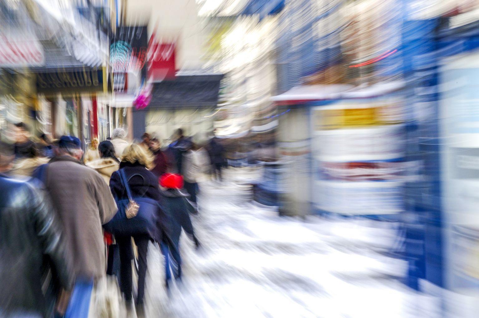 Bilanz des ersten Einkaufstages nach Ost-Lockdown