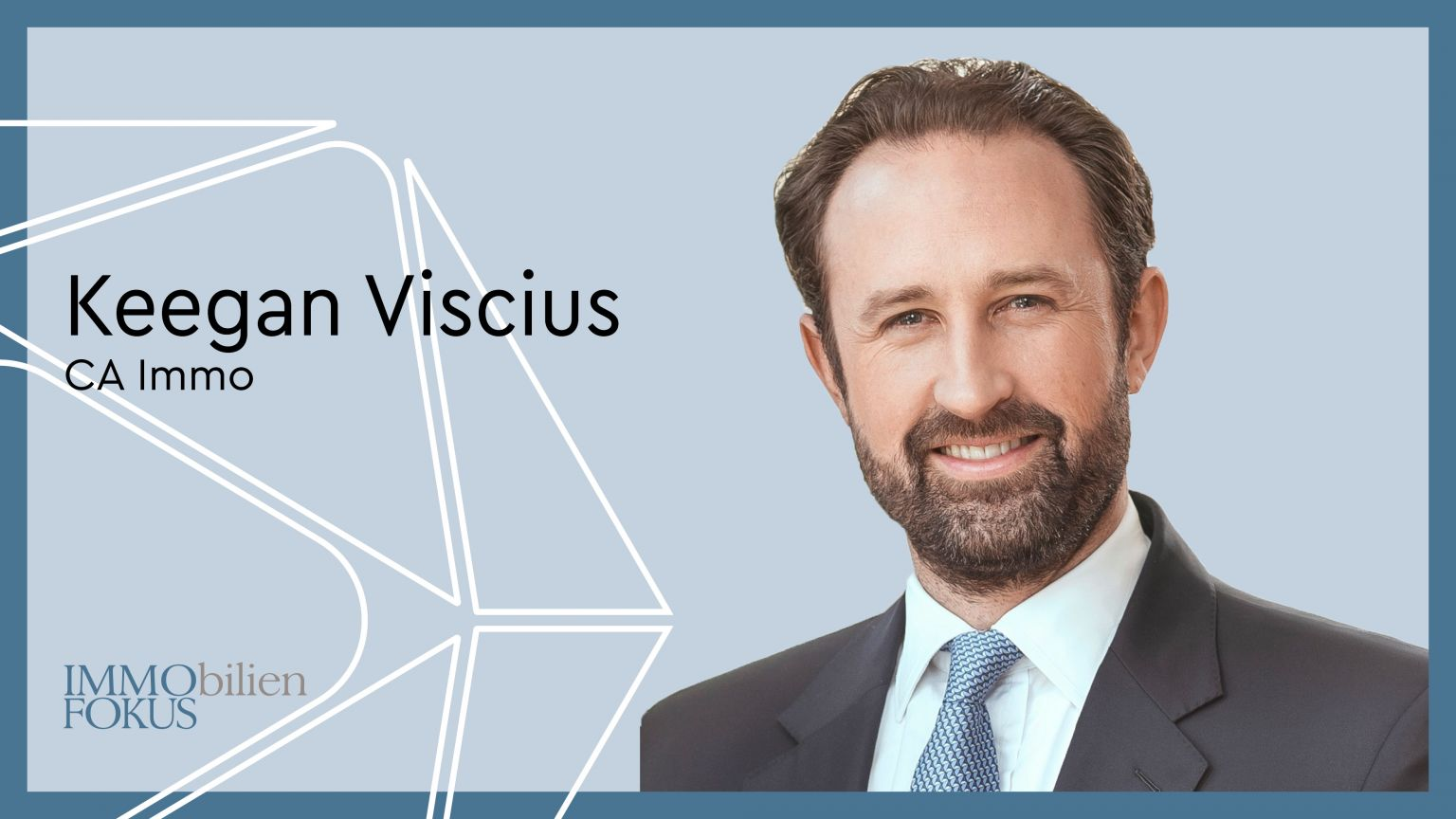 CA Immo verlängert Mandat von CIO Viscius vorzeitig
