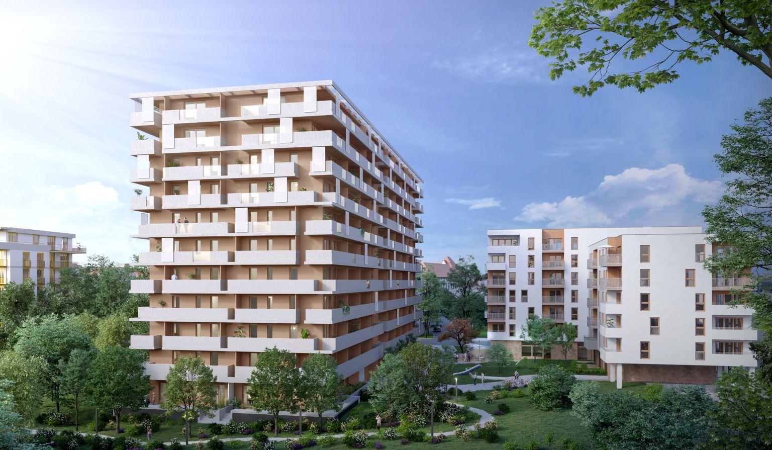 CC Wien Invest und EHL verkaufen Wohnquartier