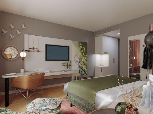 Leonardo launcht eigens für Frauen konzipierte Hotelzimmer