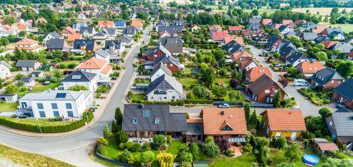 Einfamilienhaus-Preissteigerung doppelt so hoch wie im Zehnjahresschnitt