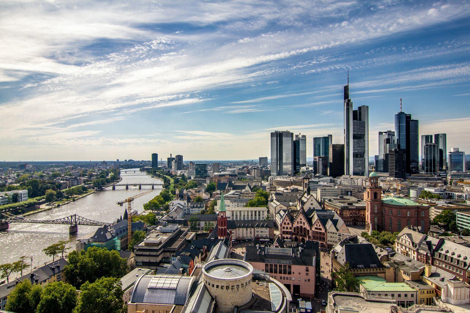 Frankfurt wird zweitgrößter Data Center-Standort Europas