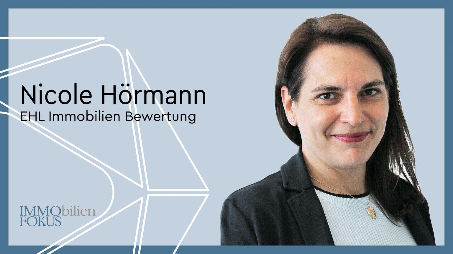 Nicole Hörmann verstärkt EHL Immobilien Bewertung