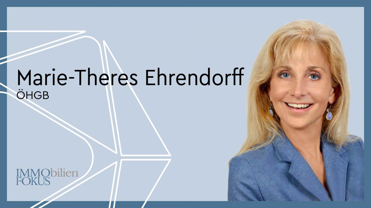 Marie-Theres Ehrendorff ist neue Pressesprecherin des ÖHGB
