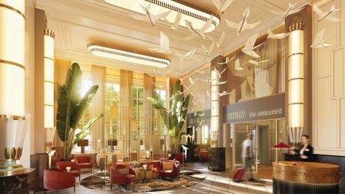 Hoteldesign stimuliert mentales Wohlbefinden