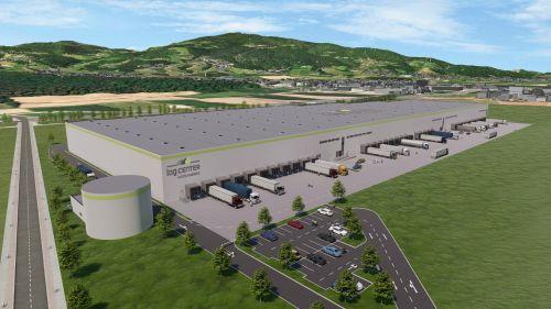 GO ASSET realisiert Logistik-Center in Maribor