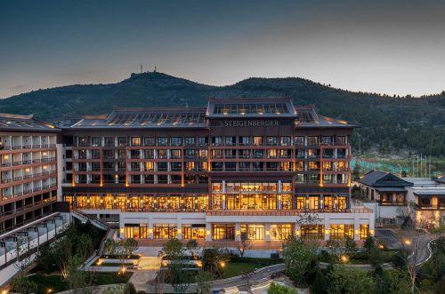 Erstes Steigenberger Hotel eröffnet in China