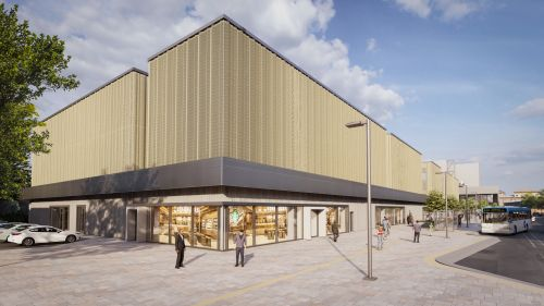 Eyemaxx erhält Baugenehmigung für Atrium in Bamberg