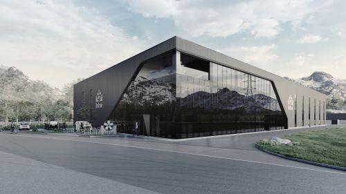 Goldbeck Rhomberg errichtet neuen Produktionsstandort für HTW Holding