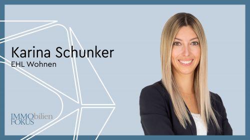 Karina Schunker übernimmt die Geschäftsführung der EHL Wohnen