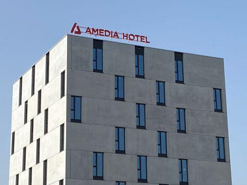 Neueröffnung von Amedia Hotel Lustenau