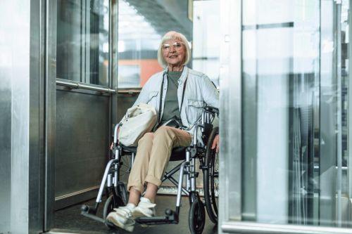 Schindler ist offizieller Sponsor des Österreichischen Behindertensportverbands