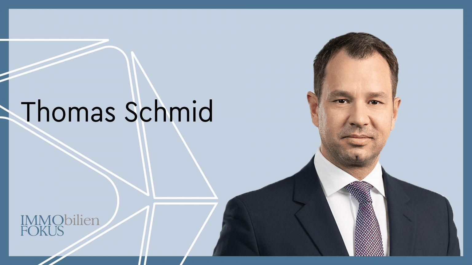Thomas Schmid verlässt die Öbag