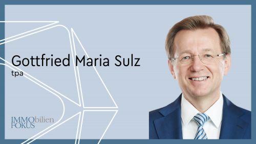 Gottfried Maria Sulz ist Steuerberater des Jahres