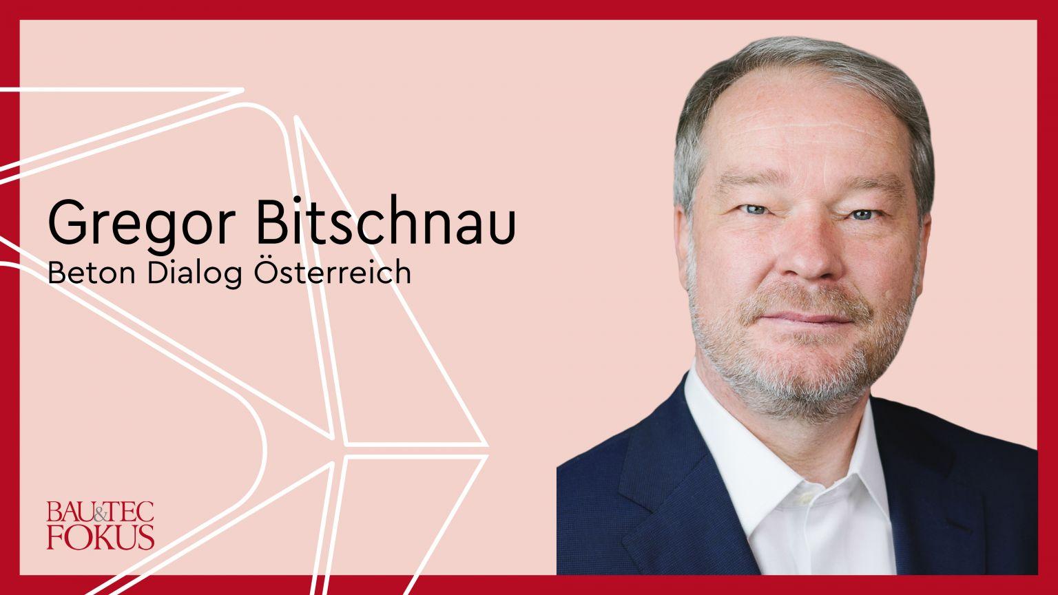 Neuer Sprecher für Beton Dialog Österreich
