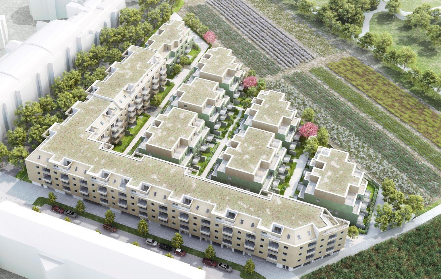 Erste Immobilien KAG investiert 68 Millionen Euro in Wien-Simmering