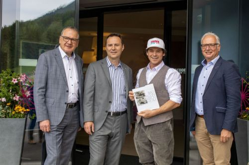 COOEE alpin Hotel eröffnet