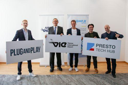 Innovationshub Flughafen Wien wächst