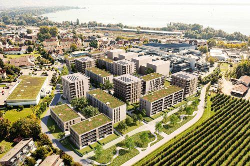 Vorarlberger i+R Gruppe mit Rekordjahr