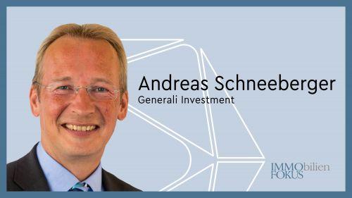 Generali Investments Partners holt Andreas Schneeberger als Senior Sales Wholesale