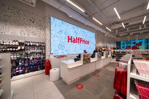 HalfPrice eröffnet in Österreich