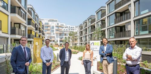 CERHA HEMPEL begleitet Wohnbauprojekt Eschengarten erfolgreich
