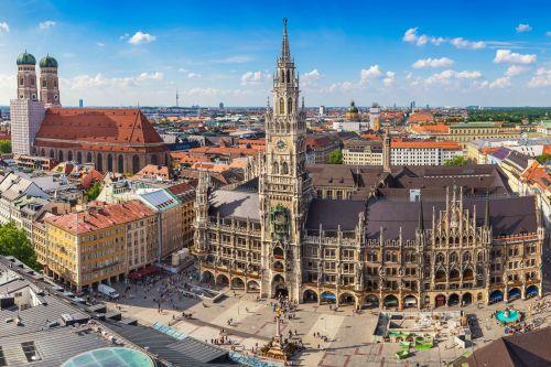 Fehlende Großabschlüsse auf dem Münchener Büromarkt