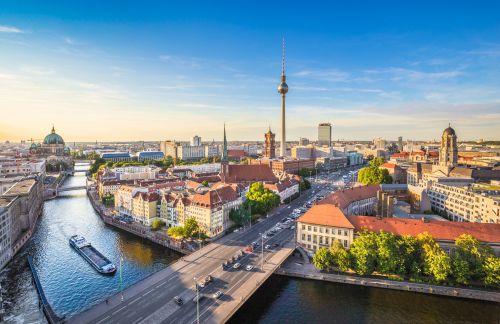Deutschland: Top-5-Bürovermietungsmärkte stabilisieren sich