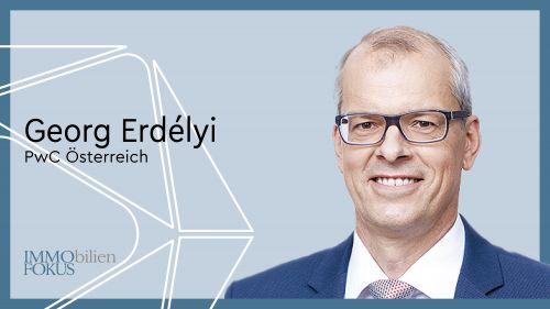 Georg Erdélyi wird Partner bei PwC Österreich