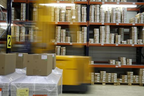 Neuer Umsatzrekord auf den deutschen Logistikmärkten