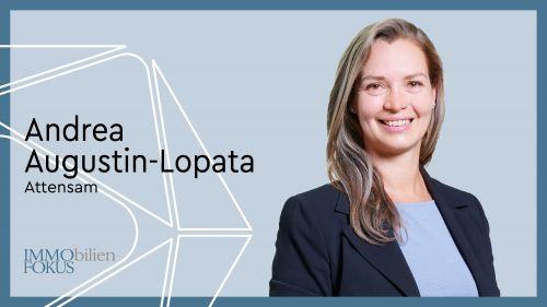 Andrea Augustin-Lopata verantwortet ab sofort den Personalbereich bei Attensam