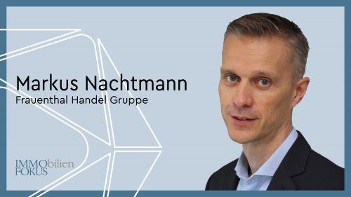 Markus Nachtmann Nachtmann wechselt von BWT zu Frauenthal