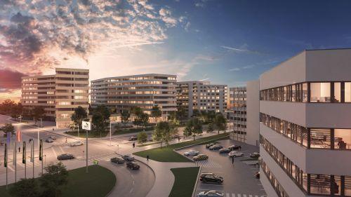 Entwicklungsphase des Gewerbequartiers TwentyOne ist abgeschlossen