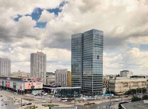 Neuer Mieter für den Warschauer Widok Tower der S+B Gruppe
