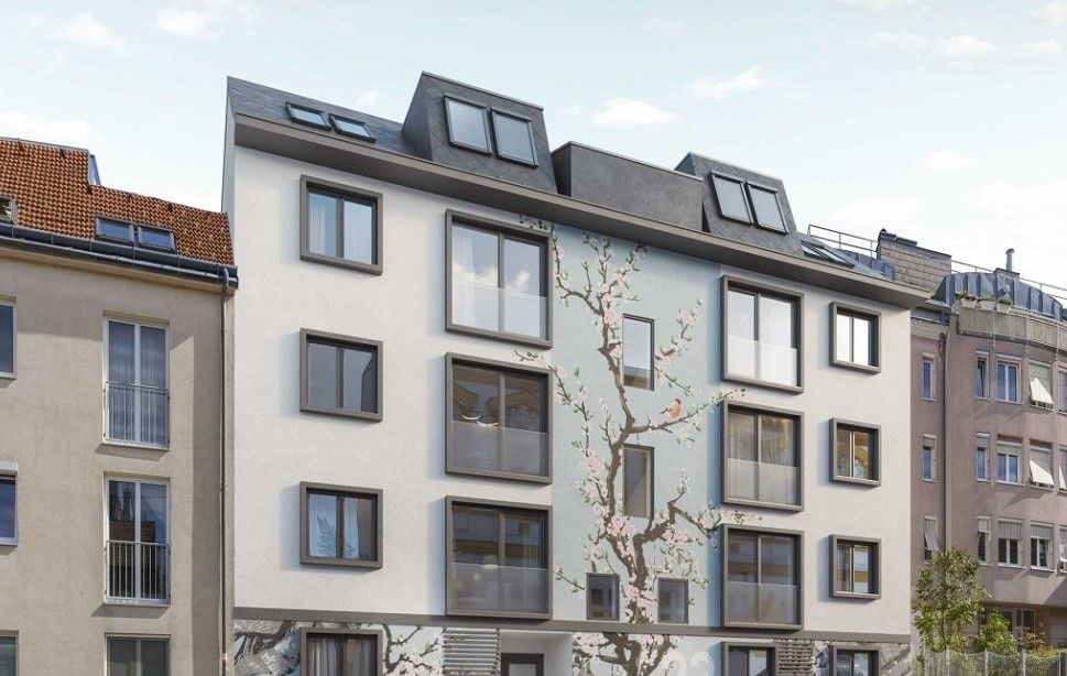 Rustler verwertet Wohnbauprojekt in Wien Liesing