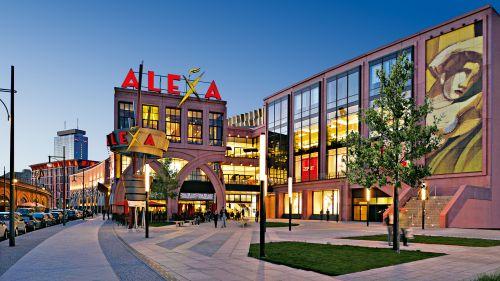 Union Investment verlängert vorzeitig Mietvertrag im Shopping Center ALEXA
